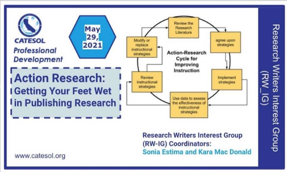 Action Research: Getting Your Feet Wet in Publishing Research